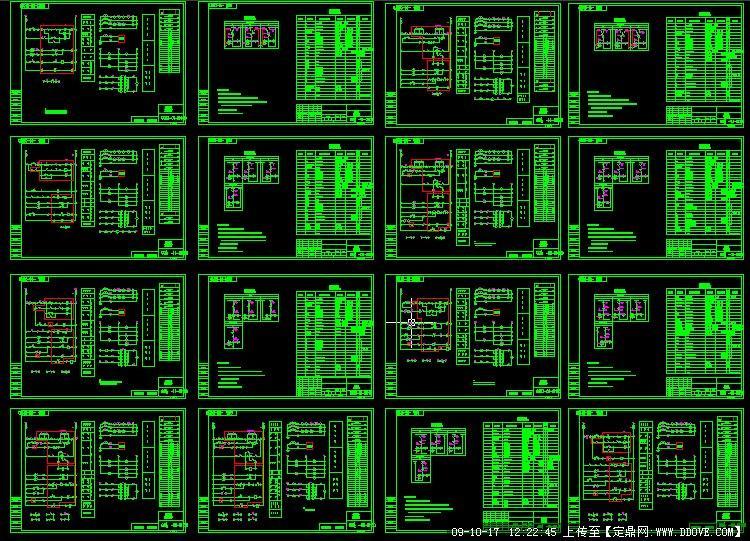 (GGD二次接线方案第一册(一)图1) 低压MNS柜一次图按GGD柜报价,求一次图中正确的信...问:一次系统图同事做的报价单我觉得同事配的报价单中信号灯数量、按钮数...答:你给的是一次图,而问的都是二次图上的配件,叫人家怎么给你看?你要防抓取,学路网提供内容。  (GGD二次接线方案第一册(一)图2) GGD二次接线的详细图?