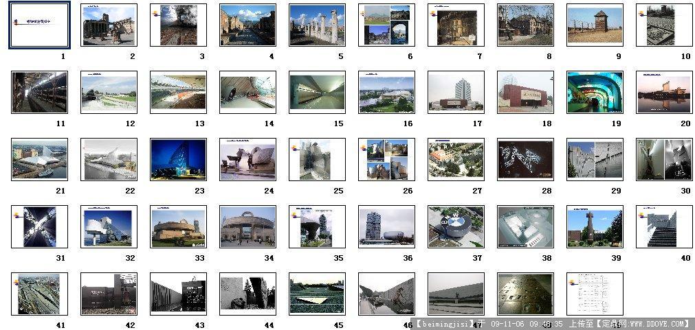 博物馆建筑实例-博物馆建筑设计实例.ppt