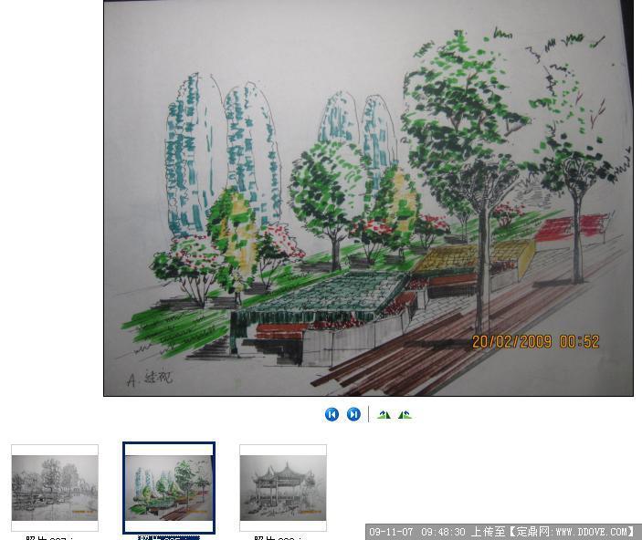 我的一些手绘图