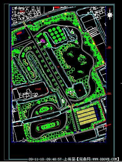 大型苗圃规划设计的下载地址