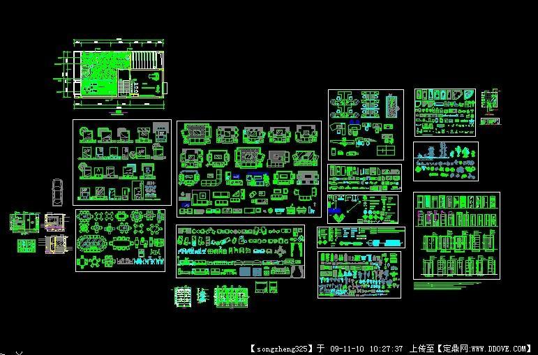 最实用的CAD图库()