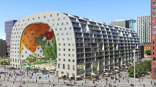 > 建筑效 果 图       >> 公共建筑效果图 幼儿园设计手绘