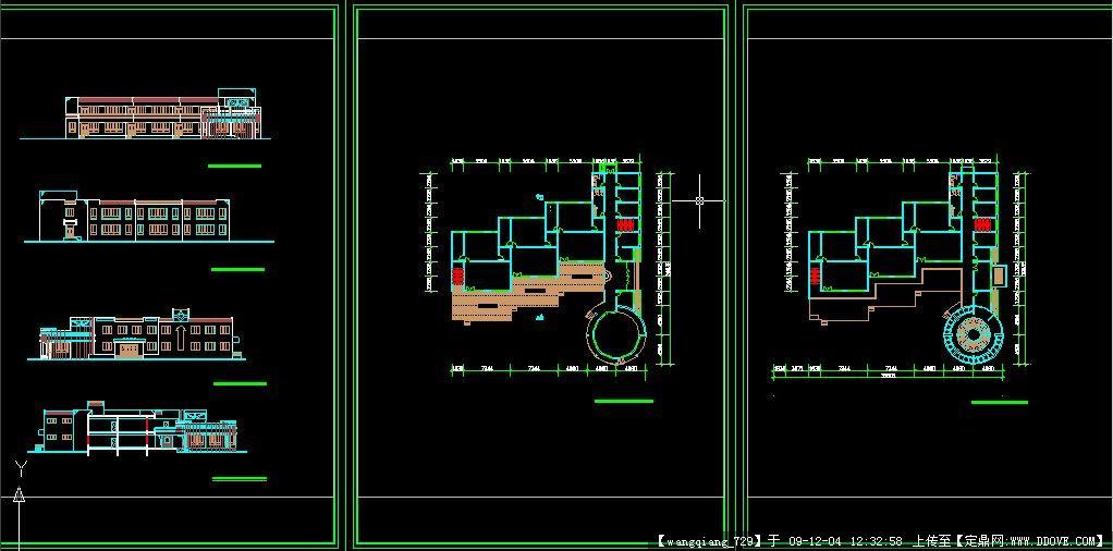 某幼儿园建筑设计方案