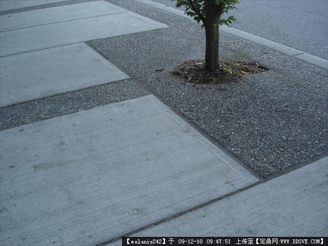 洛杉矶水泥路面铺装设计?#36947;?#29031;片
