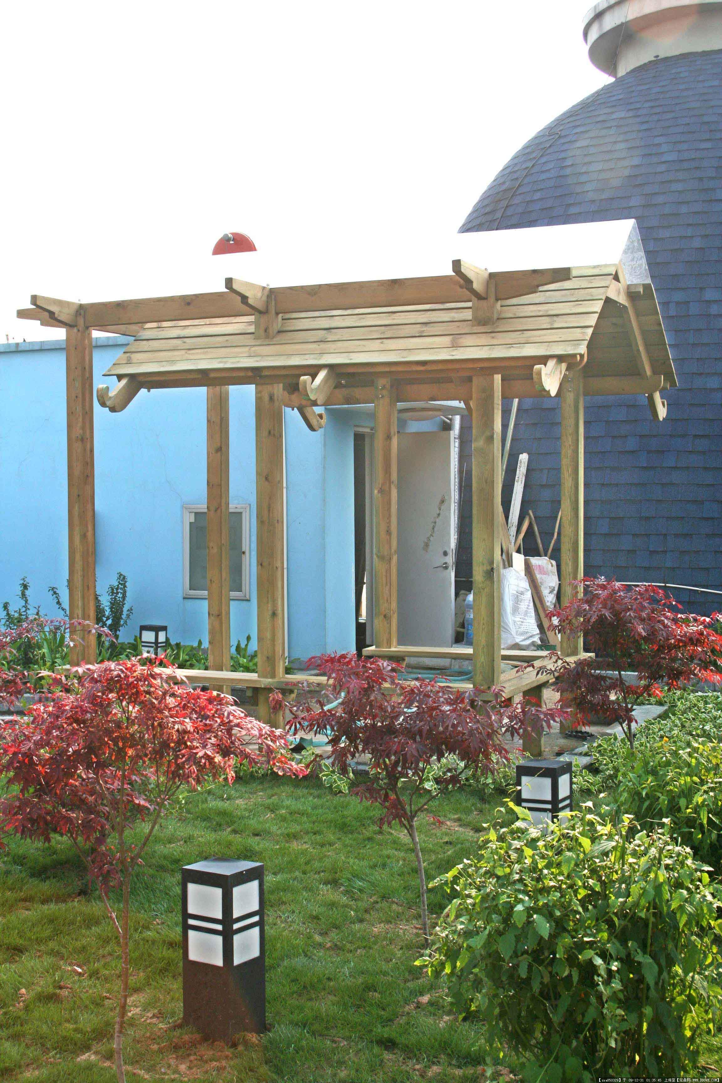 52张屋顶花园实景照片欣赏