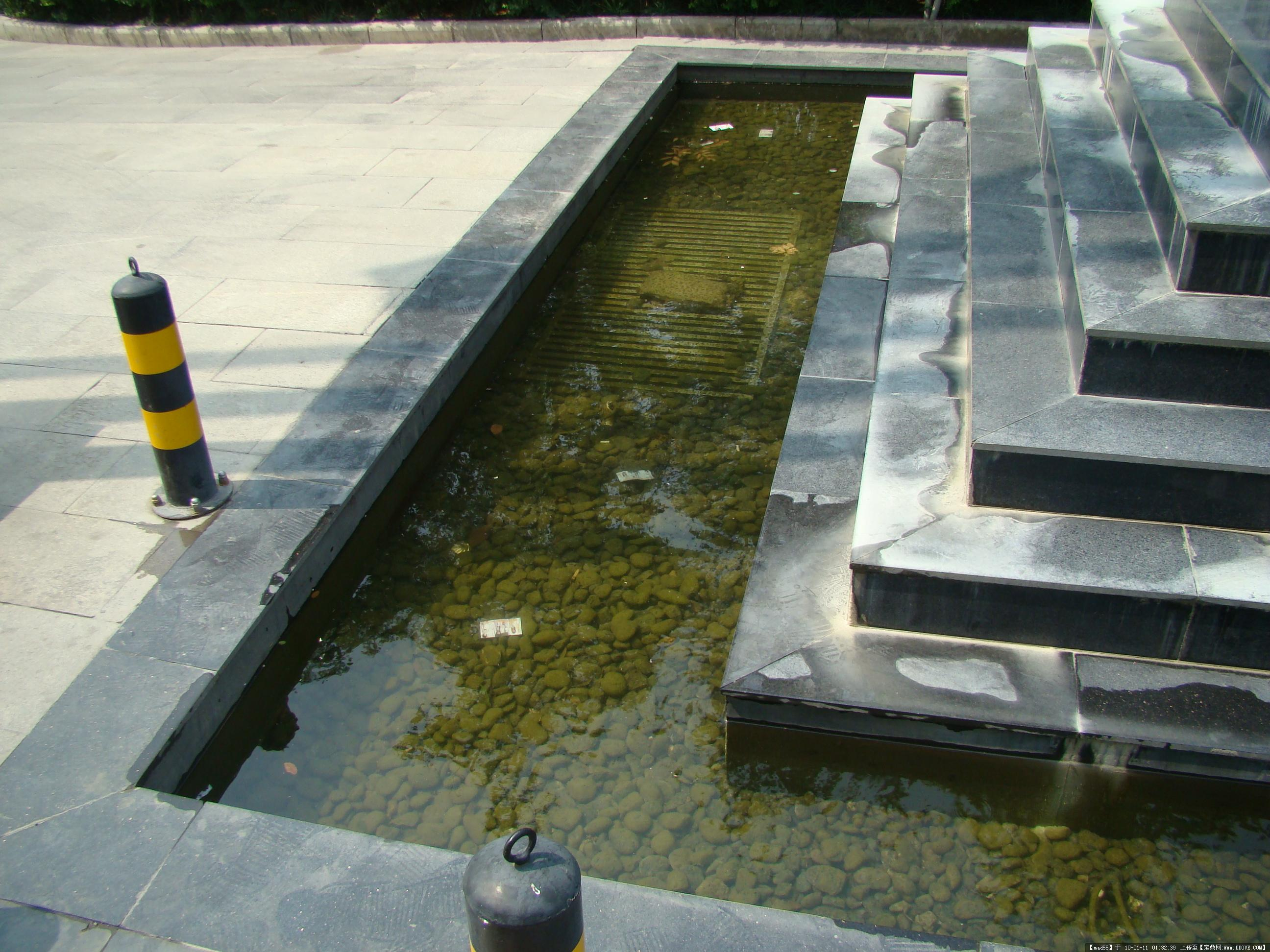 欧式入口喷泉小区入口喷泉喷泉_点力图库