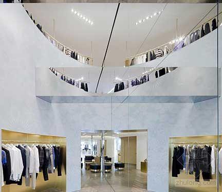 阿迪达斯专卖店室内设计方案全套(方案 效果图 3d模型) 长沙卓越手绘