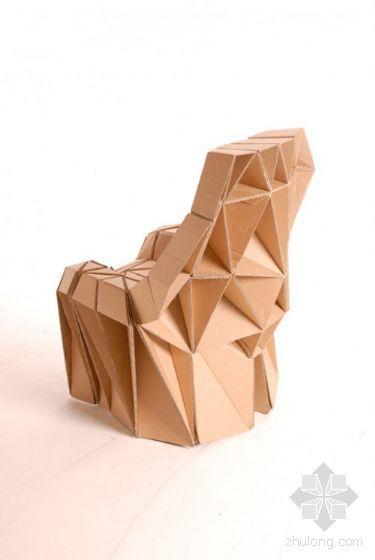 椅子  手绘三视图纸