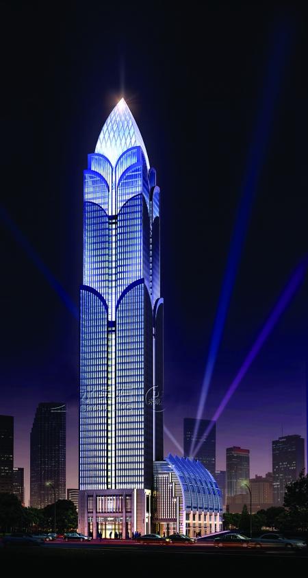 渝中:打造内陆香港 聚焦全球目光