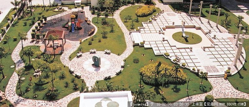 景观广场设计图片