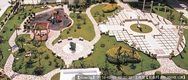 景观广场设计图片的图片浏览,园林项目照片,居住区,园林景观设计