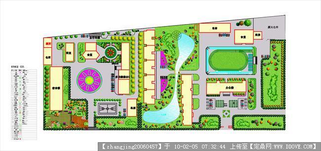 校园景观规划设计