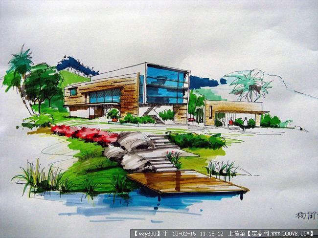 城市公共绿地|景观设计