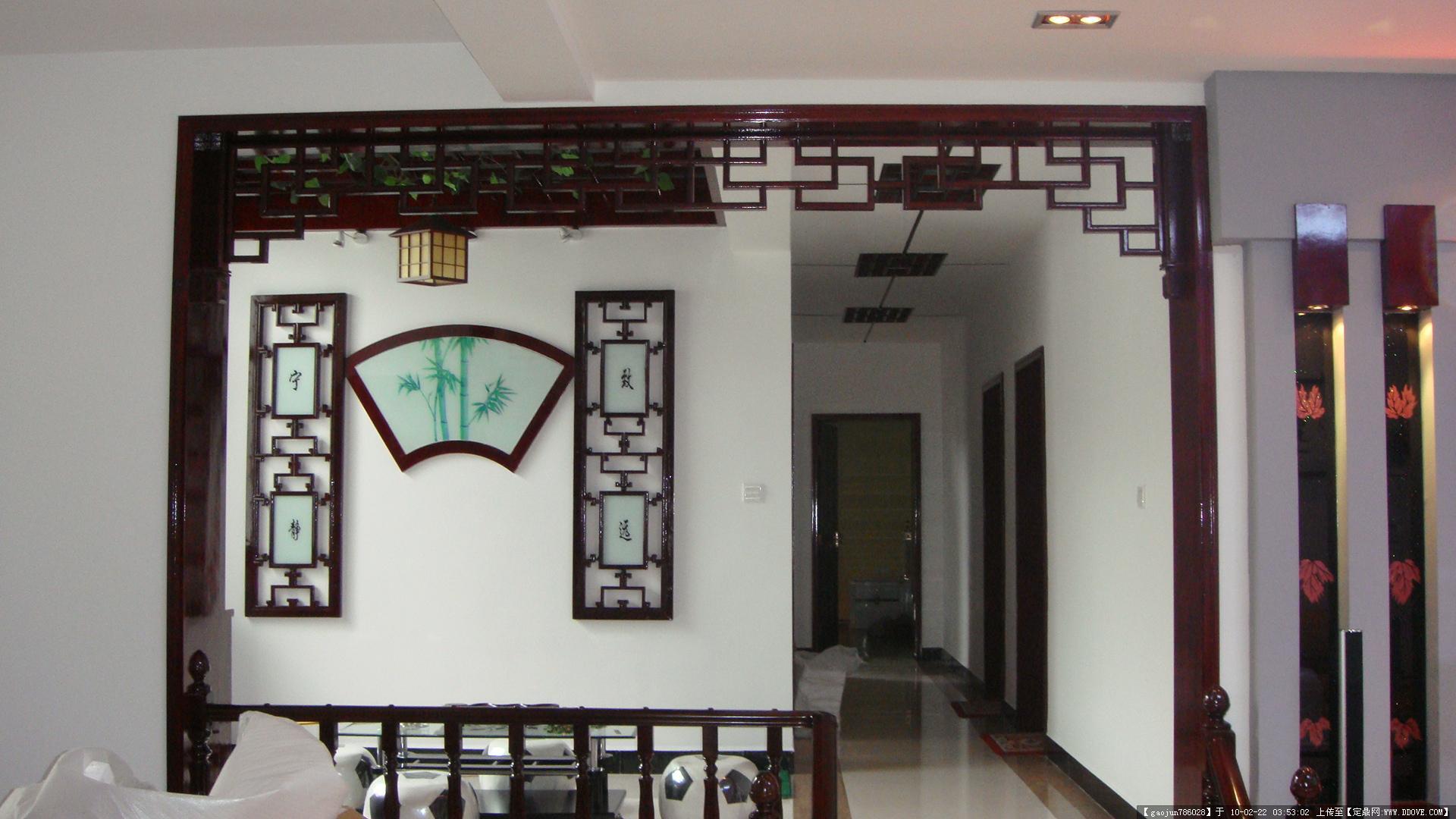 中国风家装效果图几张