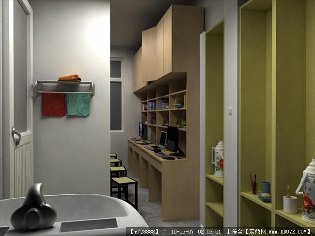 大學寢室裝修效