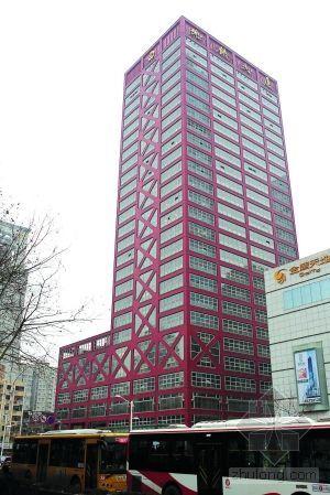 乌鲁木齐市汇文大厦