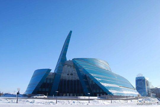 哈萨克斯坦阿斯塔纳国家大剧院