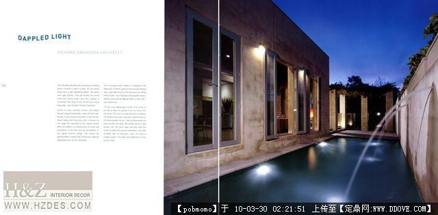 Water Architecture-一组国外水景的设计的图片