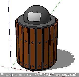 垃圾桶su模型的下载地址
