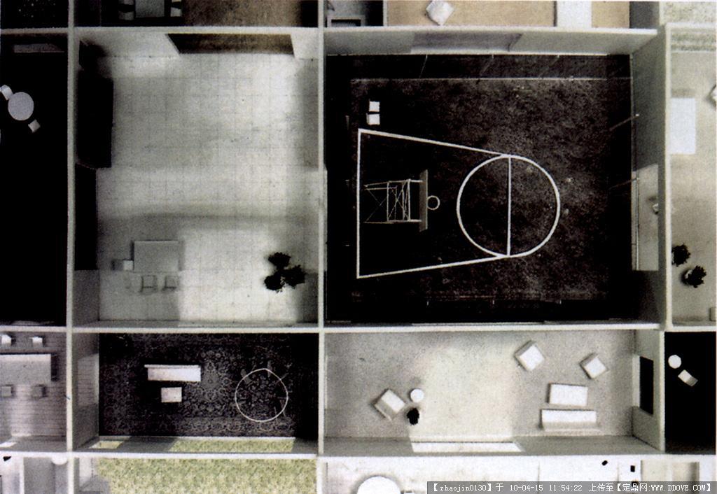 妹岛和世建筑设计-普利兹克奖获得者