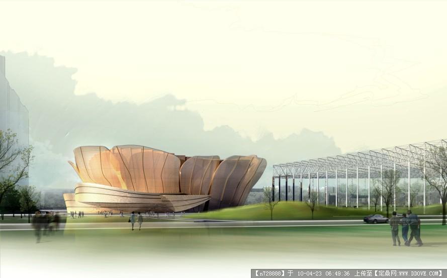 展馆外观设计的图片浏览