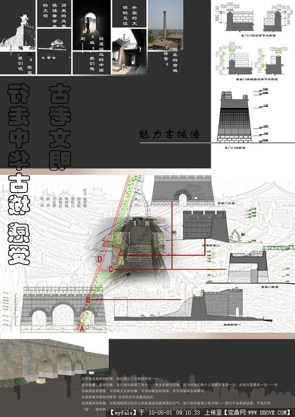 古城墙测绘