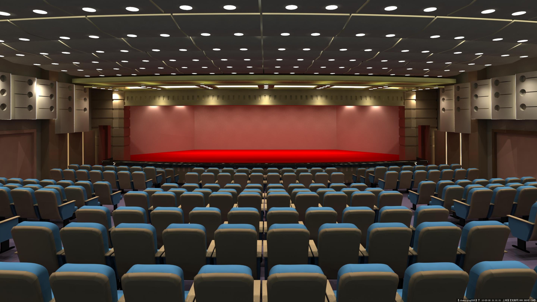 会议报告厅设计效果图几张