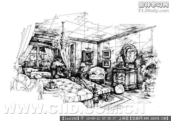 建筑手绘图-小图的图片浏览,建筑效 果图,手绘建筑图