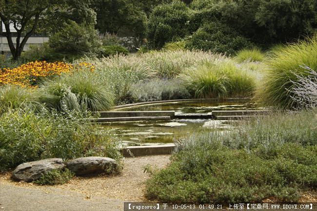 瑞士滨水项目实拍的园林浏览,图片照片公园,国是景观设计图片