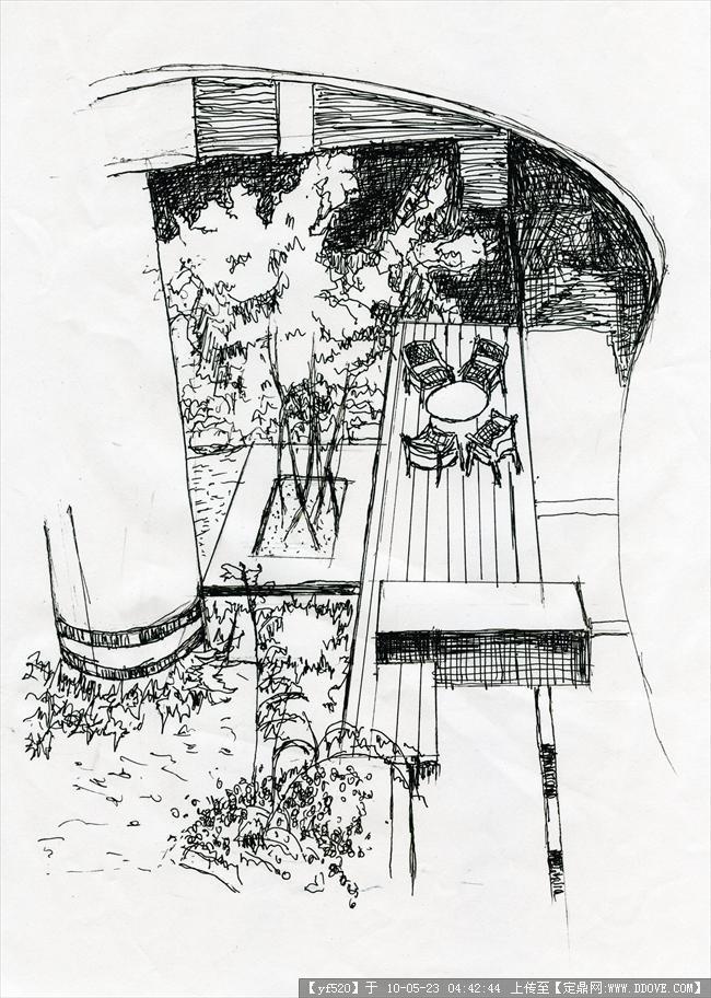 自己临摹的一些钢笔画-6张-11.jpg