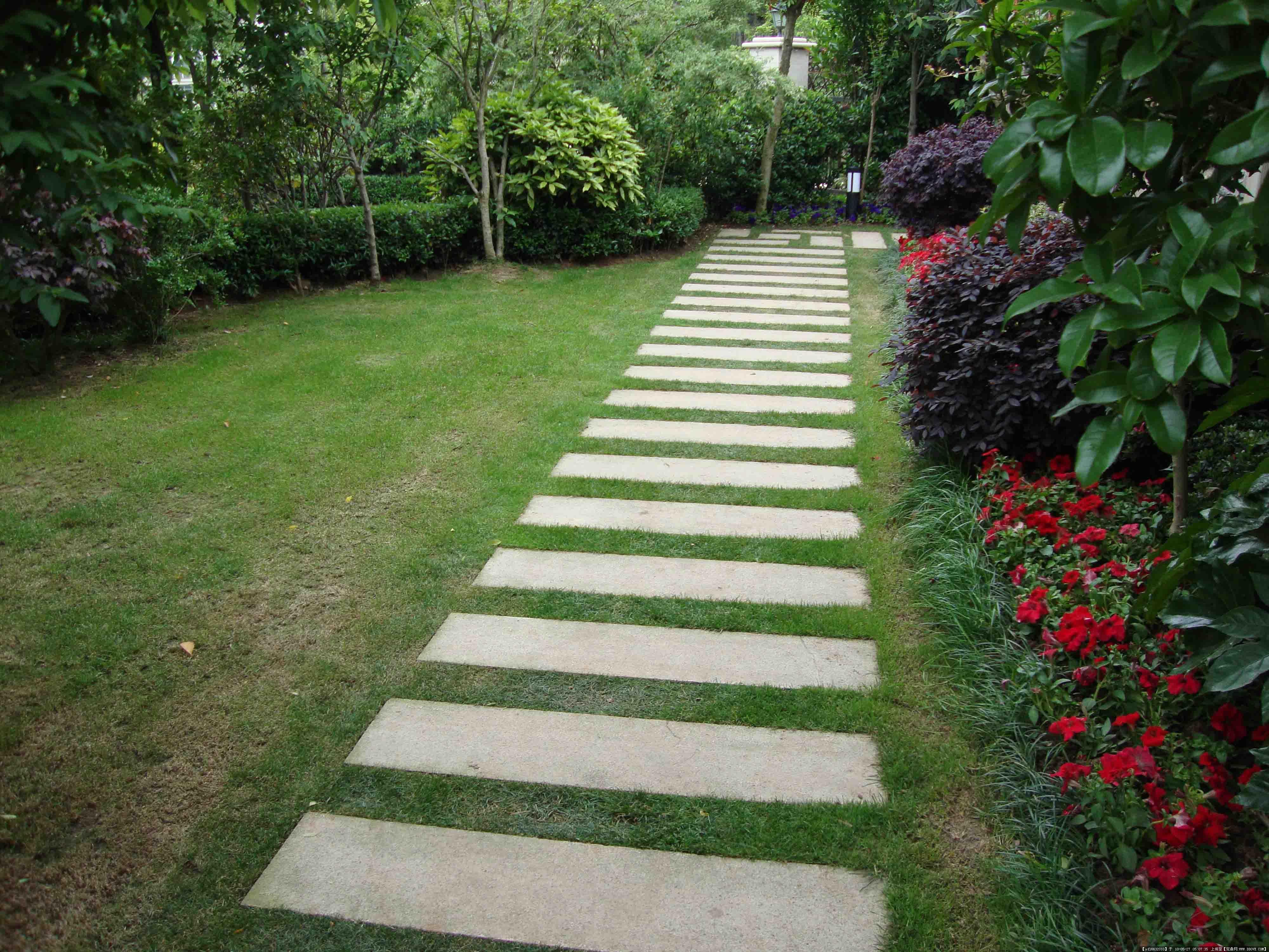庭院设计实景图片一组-大图的图片浏览,园林项目照片