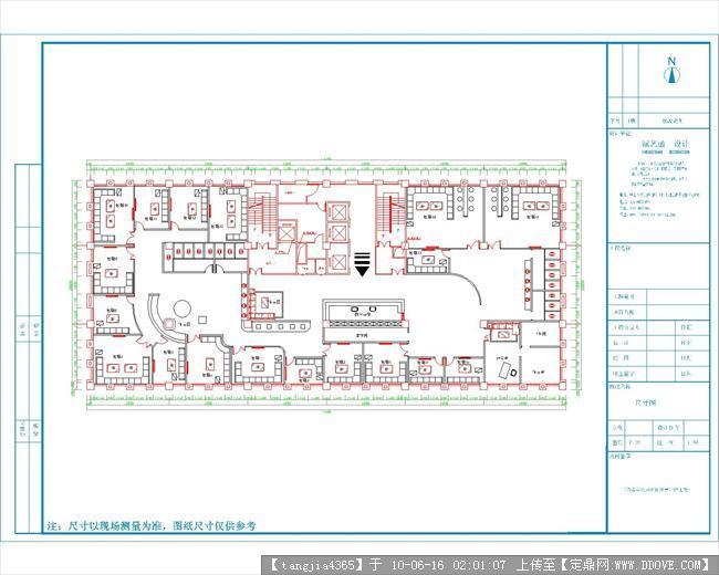 ktv装修平面设计图的下载地址,室内方案图纸,酒店会所