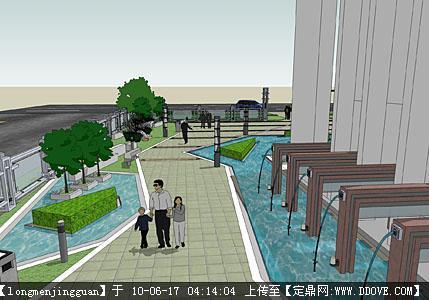 林方案设计,居住区,园林景观设计施工图纸图纸什么里资料gs是v图纸意思图片