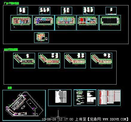 某制衣厂电气平面图的下载地址