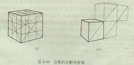 工程制图中建筑透视