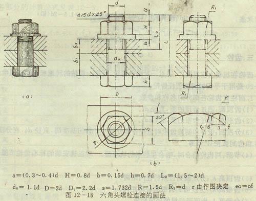 2.圆柱齿轮的规定画法-标准件和常用件的详细内容,园林景观设计施图片