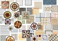 ps瓷砖素材
