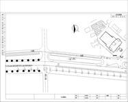 某公路绿化施工详图