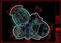 浦东新区广播电视文化管理局上海东方艺术中心CAD方案(ECADI华东院0202)