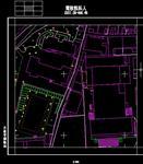 某小区建筑规划平面图