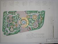 公园手绘方案